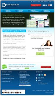 Enhance Website 2011