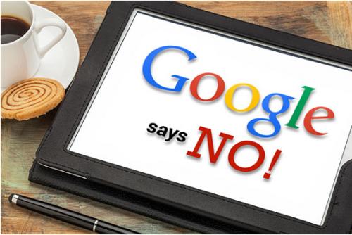 google-says-no
